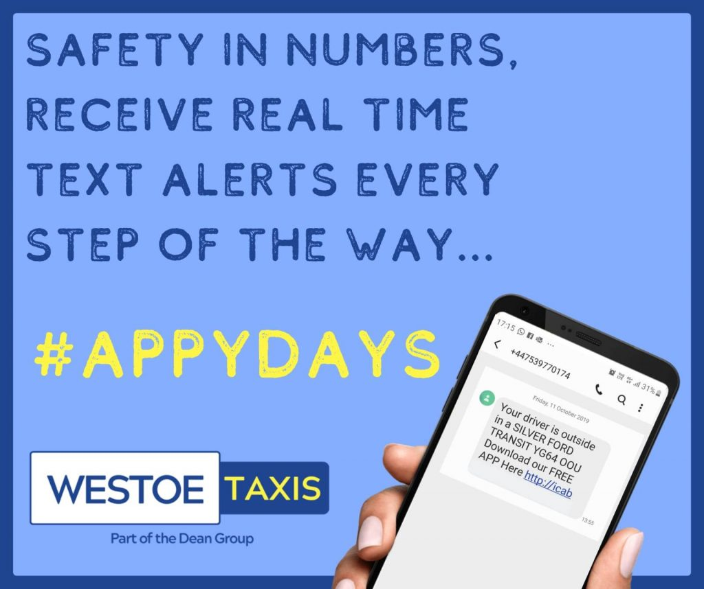 westoe app tax notifications